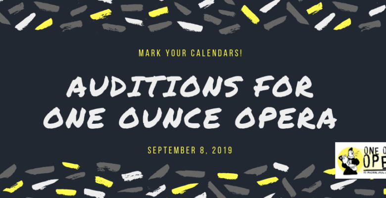 Auditions for OOO! |